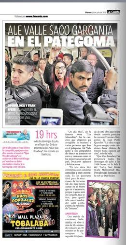 prensa 15lacuarta